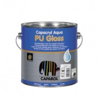 ColorExpress Capacryl Aqua PU Gloss - 9,6 litri