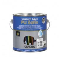 ColorExpress Capacryl Aqua PU Satin - 2,4 litri
