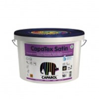 ColorExpress CapaTex Satin - Bianco - 10 litri