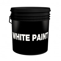 White Paint - 1 litro